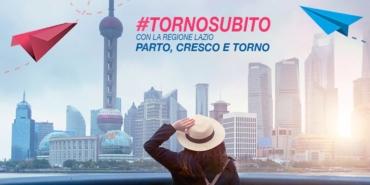 Torno Subito Lazio, bonus per imprese assunzioni giovani