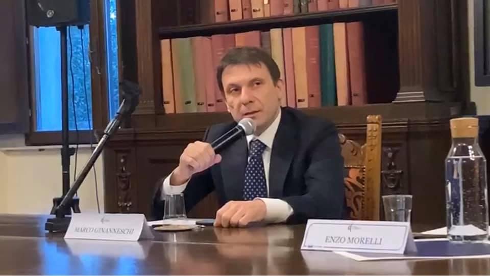 Corso di Alta Formazione Link Campus University Marco Ginanneschi