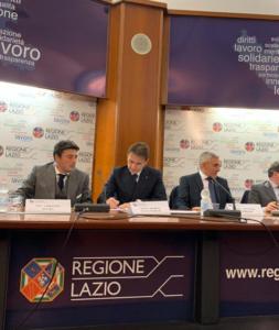 """Convegno """"A scuola di Differenziata"""" - Regione Lazio Unicoop Marco Ginanneschi"""