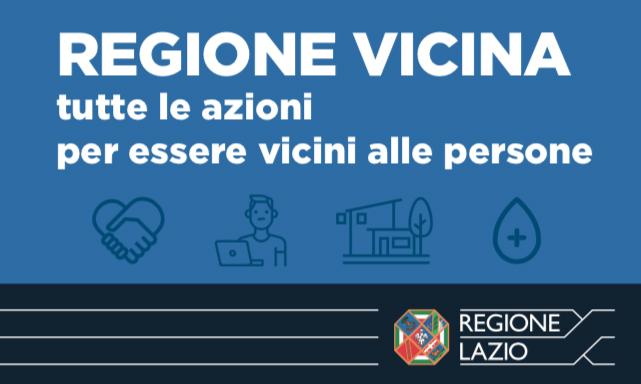 Emergenza Epidemiologica Covid-19: Regione Vicina