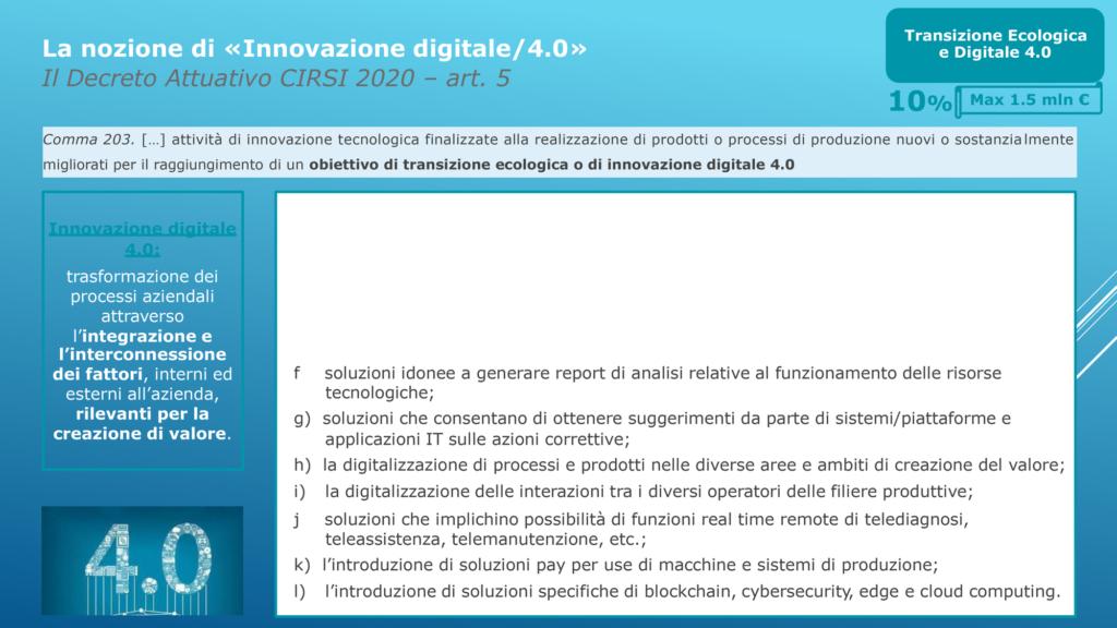 Incentivi per la Ripresa Marco Ginanneschi 13
