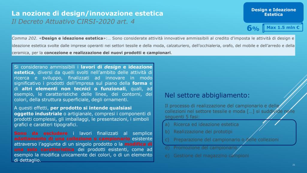 Incentivi per la Ripresa Marco Ginanneschi 15