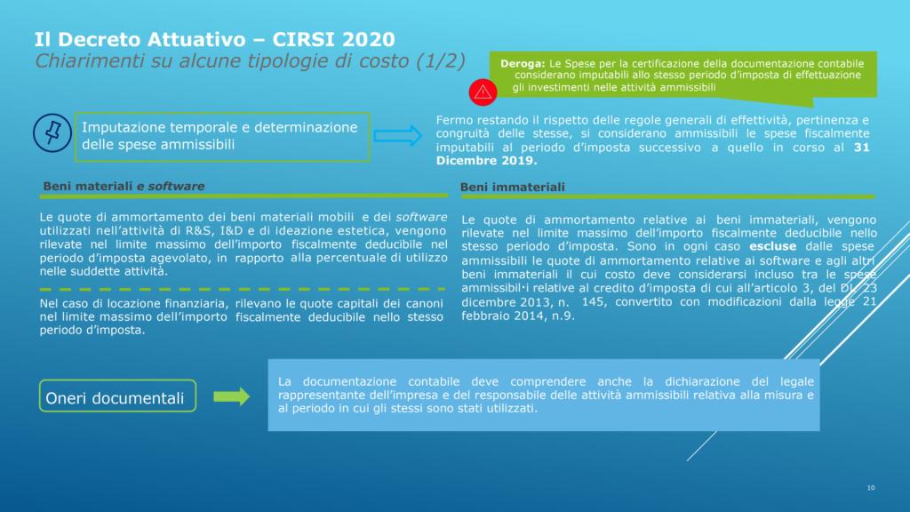 Incentivi per la Ripresa Marco Ginanneschi 5