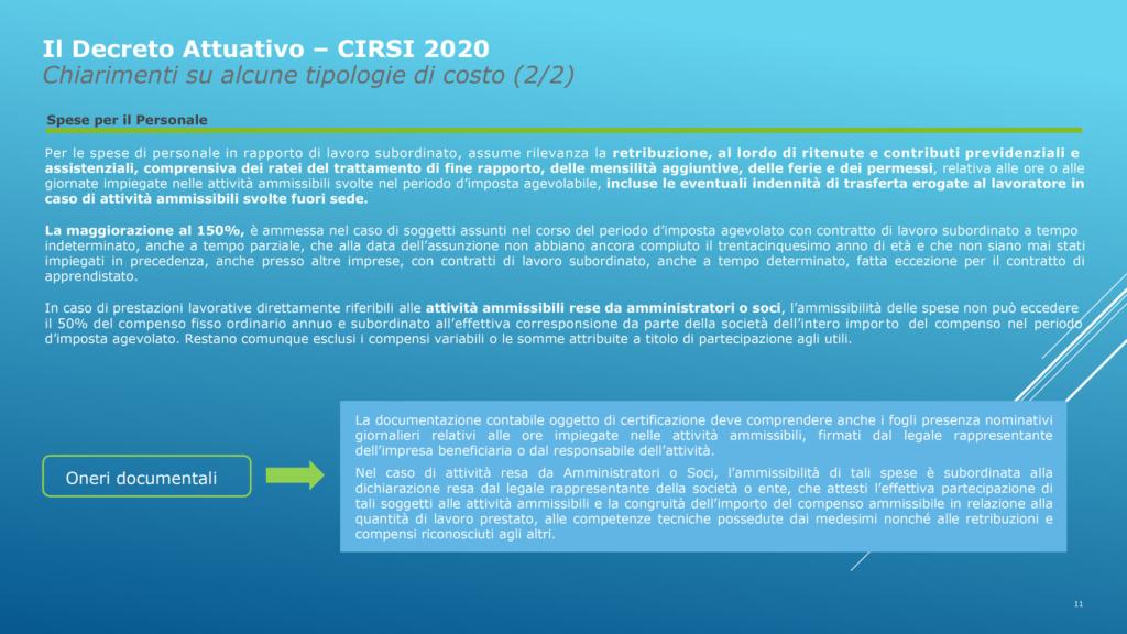 Incentivi per la Ripresa Marco Ginanneschi 6
