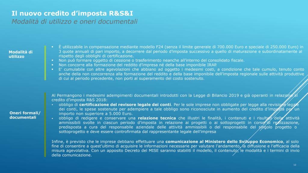 Incentivi per la Ripresa Marco Ginanneschi 7