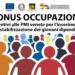 Regione Veneto, Bonus occupazionale giovani