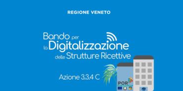 Regione Veneto, 3 milioni di euro di incentivi per digitalizzare le imprese nel settore turistico