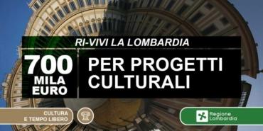 Ri-Vivi Lombardia, le modalità per partecipare al bando