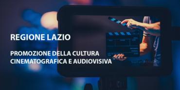 Regione Lazio, Promozione della cultura cinematografica nel 2021