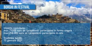 Bando Borghi in Festival