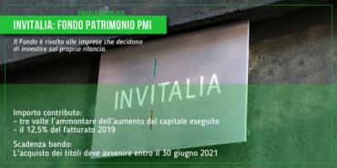INVITALIA: Fondo Patrimonio Pmi